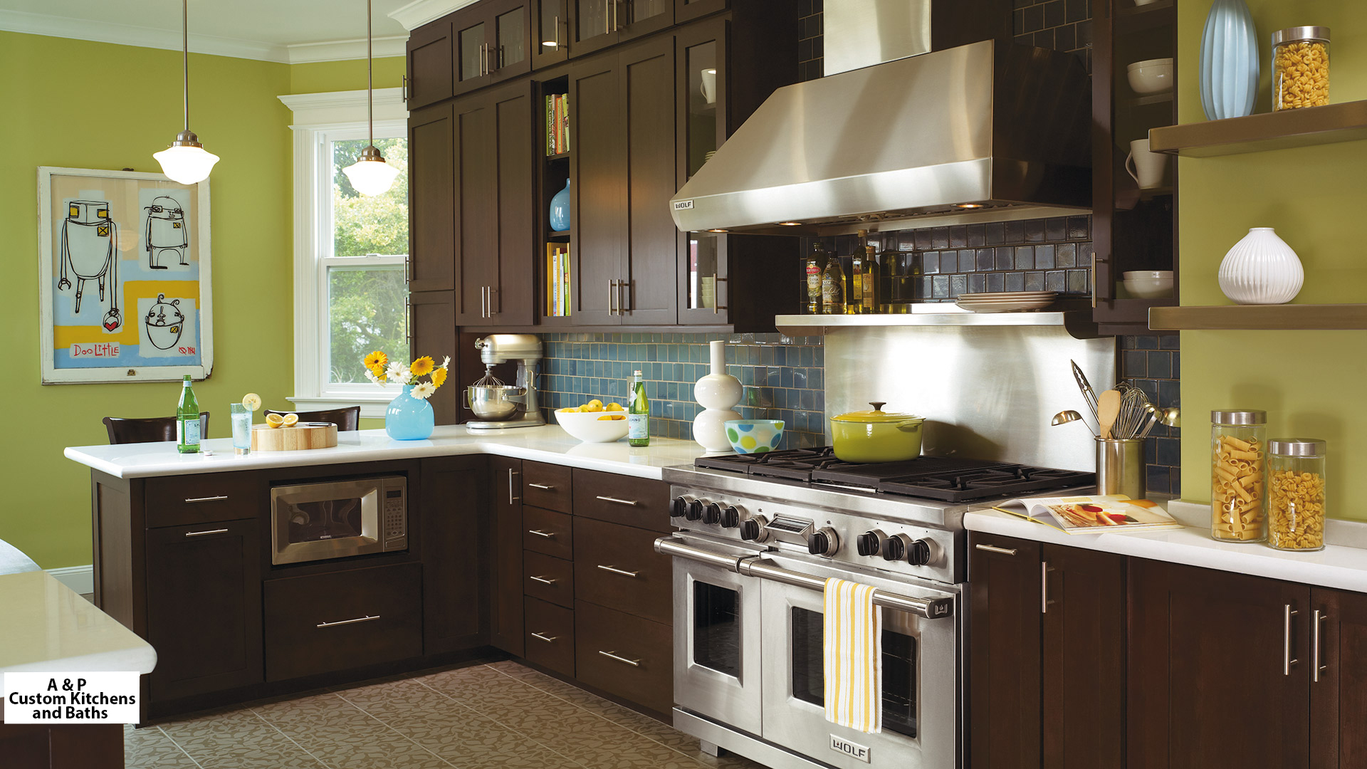 OMEGA CABINETS - A&P Kitchens