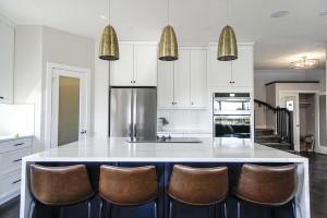 A&P Custom Kitchens Beautiful Marble Countertop Alternatives